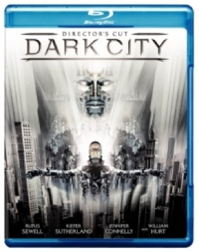 Dark City - Blu-ray cover