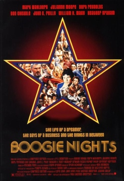 Boogie Nights - Video CD cover