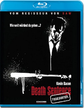 Death Sentence - Blu-ray cover