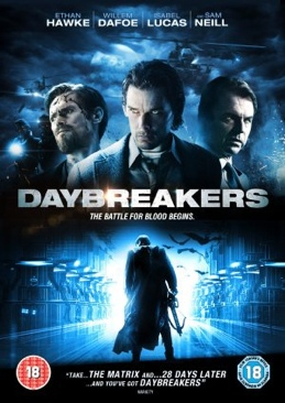 Daybreakers - Video CD cover