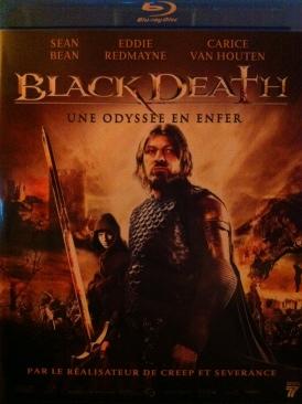 Black Death - Blu-ray cover