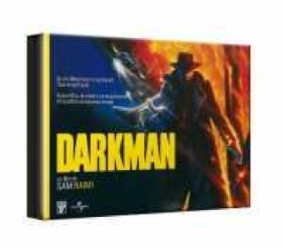 Darkman - DVD cover