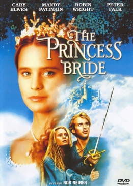 The Princess Bride - DVD cover