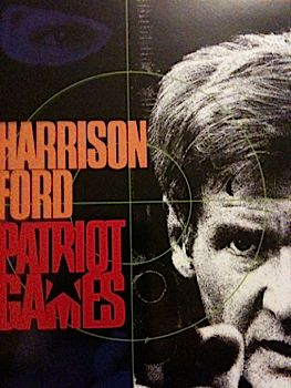 Patriot Games - CED cover