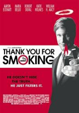 Thank You for Smoking - Video CD cover