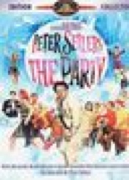The Party - DVD cover