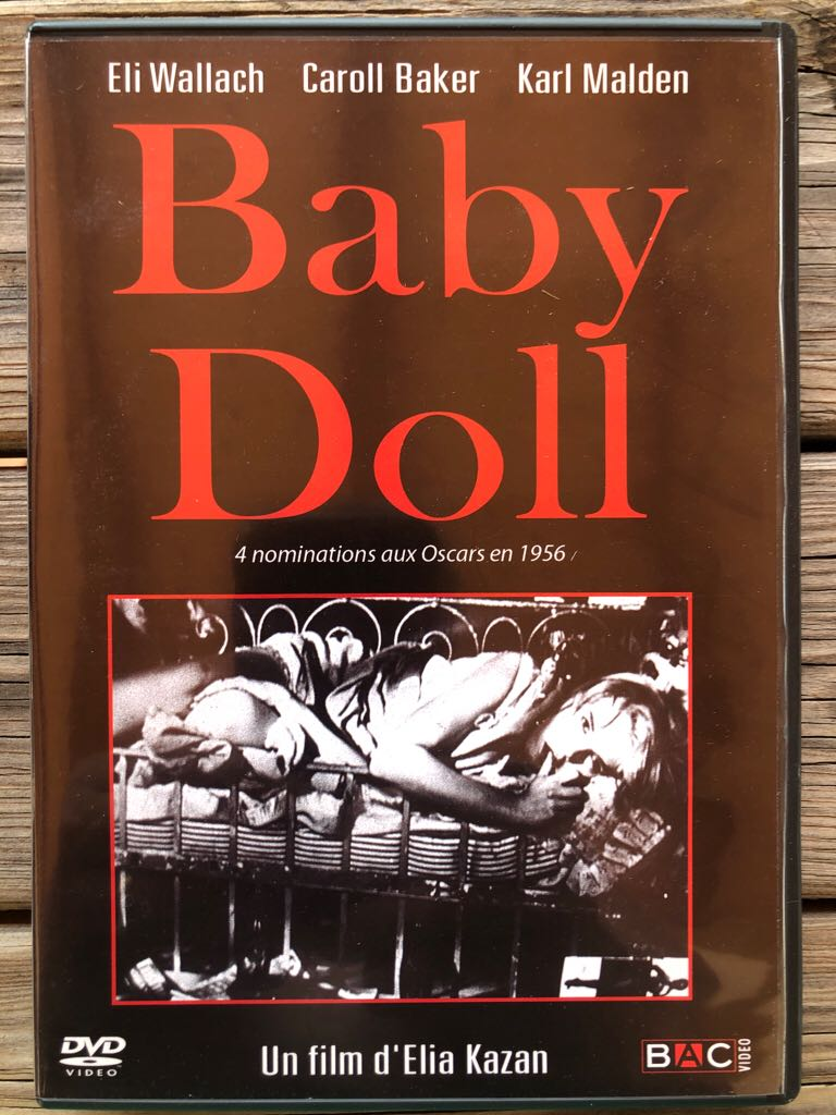 Baby Doll -  cover