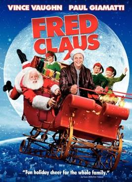 Fred Claus - DVD cover