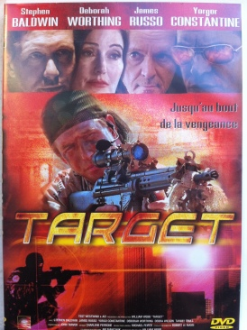 Target - DVD cover