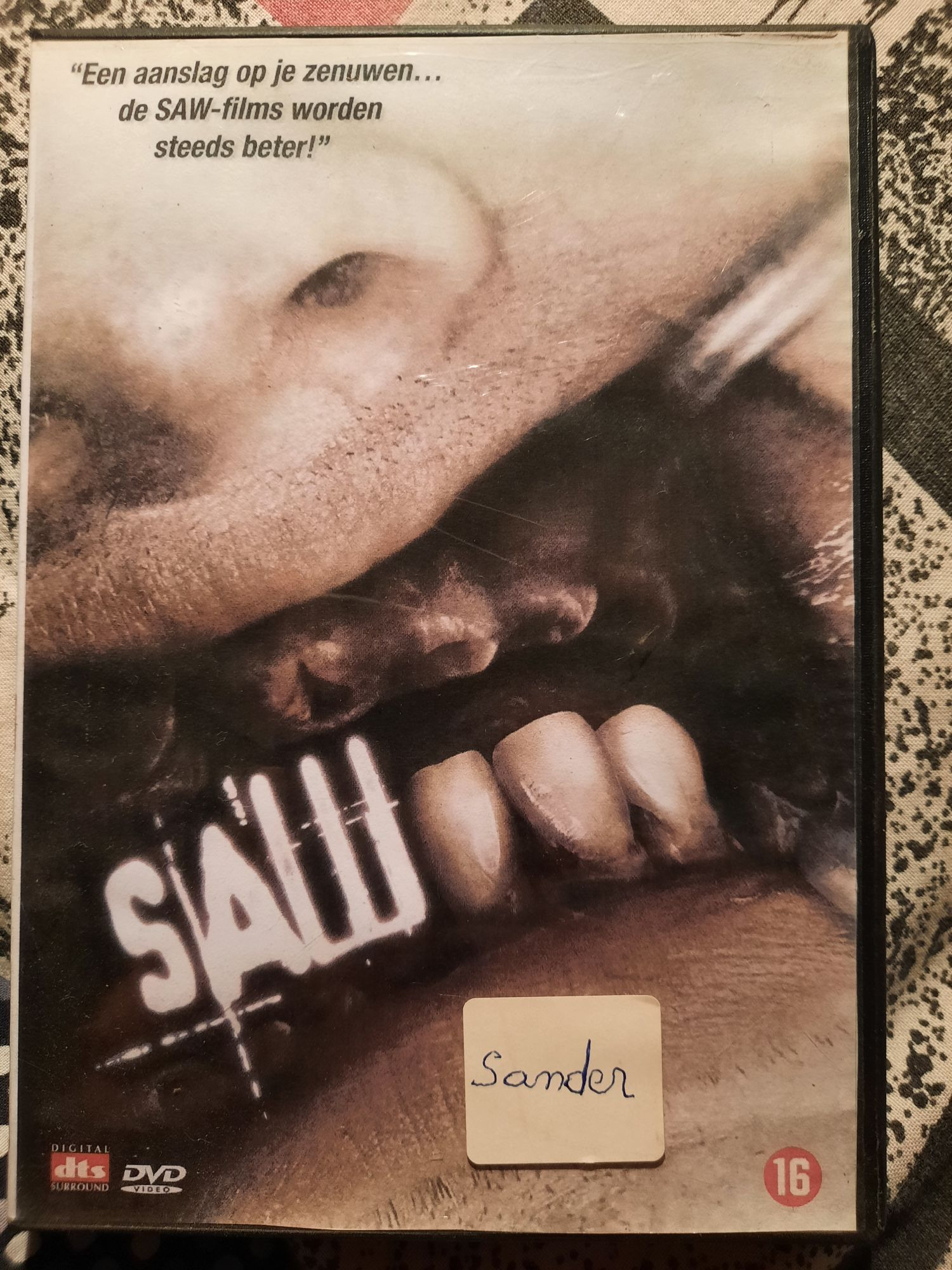 Saw 3 -  cover