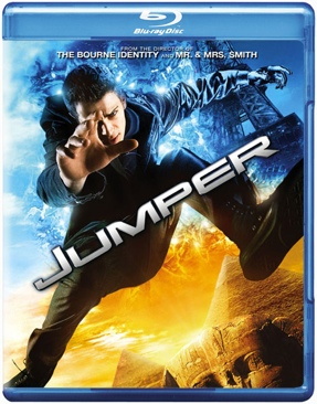 Jumper - Blu-ray cover