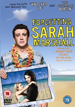Forgetting Sarah Marshall - Video CD cover