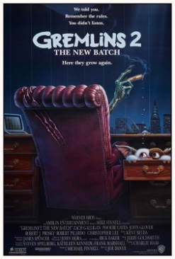 Gremlins 2: The New Batch - CED cover