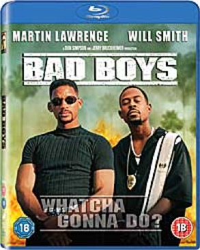 Bad Boys - Blu-ray cover