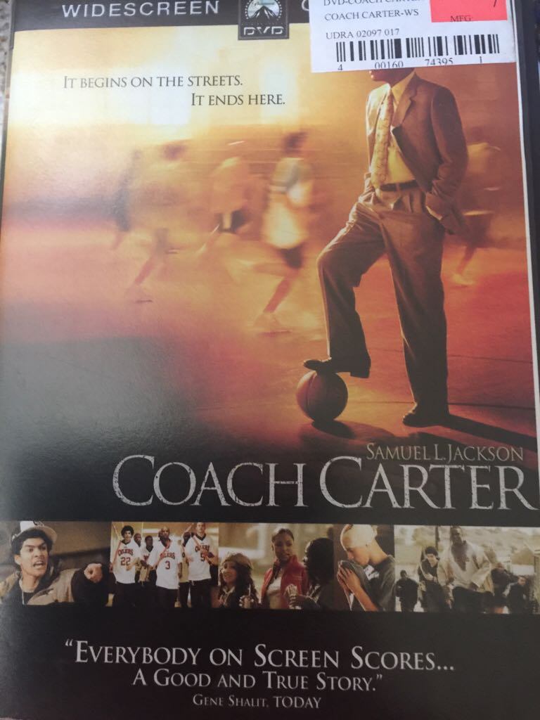 Coach Carter -  cover