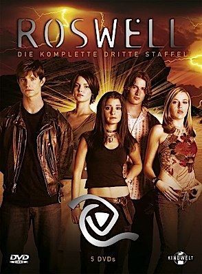 Roswell - Betamax cover