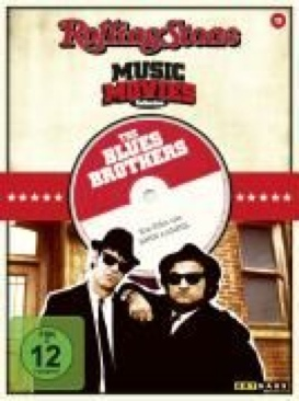 The Blues Brothers - DVD cover