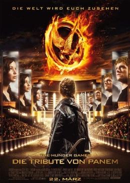 Die Tribute von Panem 1-3 - DVD cover