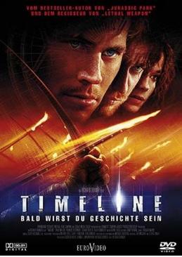 Timeline - DVD-R cover