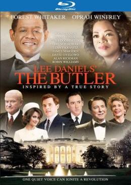Der Butler - Blu-ray cover