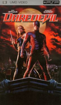 Daredevil - UMD cover