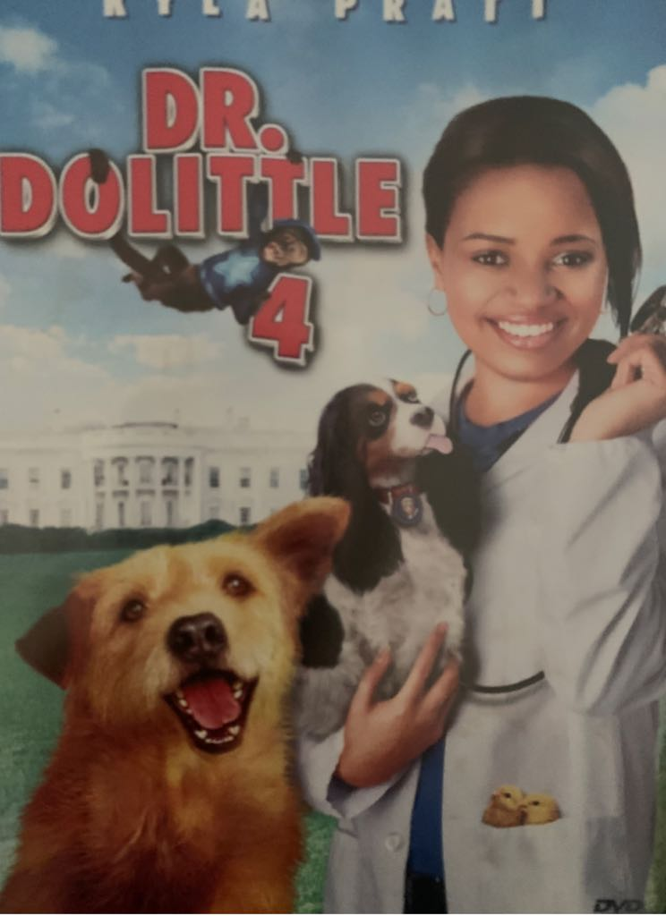 Dr. Dolittle 4 -  cover