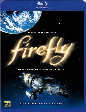 Firefly - Blu-ray cover