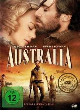 Australia - DVD cover