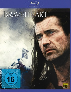 Braveheart - Blu-ray cover
