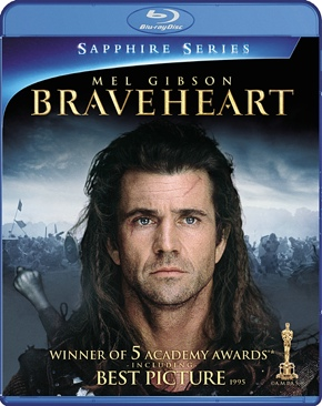 Braveheart - CED cover