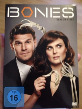 Bones - DVD cover