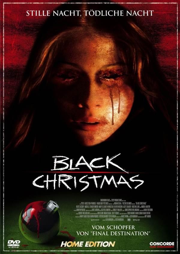 Black Christmas - DVD cover