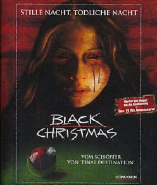 Black Christmas - HD DVD cover