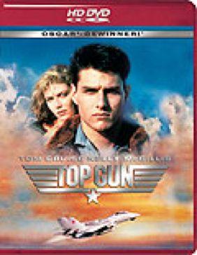Top Gun - HD DVD cover