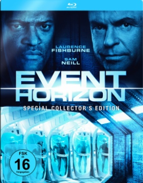Event Horizon - Blu-ray cover