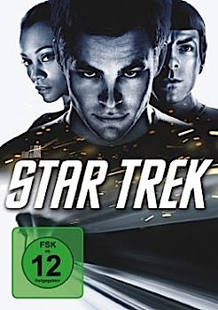 Star Trek - HD DVD cover