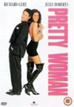 Pretty Woman - Video CD cover