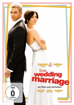 Love, Wedding, Marriage - DVD cover