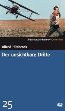 Der unsichtbare Dritte - DVD cover