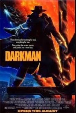 Darkman - Blu-ray cover