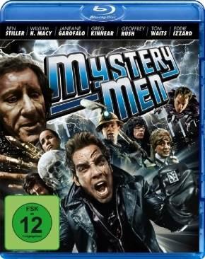 Mystery Men -  cover