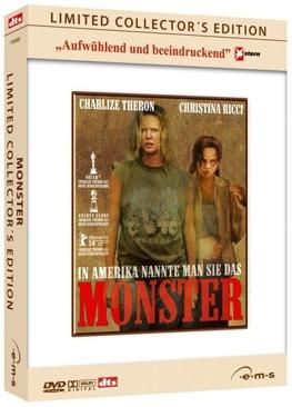 Monster - DVD cover