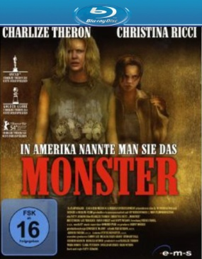 Monster - Blu-ray cover