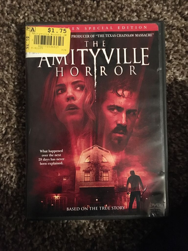 The Amityville Horror (9): 2005 -  cover
