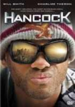 Hancock - DVD cover
