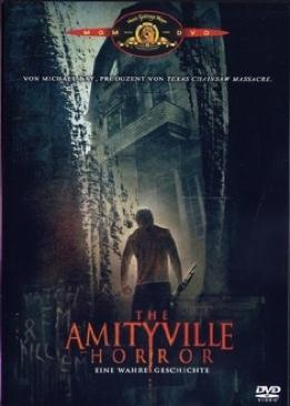 The Amityville Horror - Eine wahre Geschichte - DVD cover