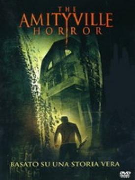 Amityville Horror - DVD cover