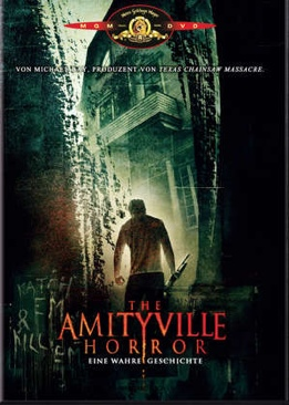Amityville Horror The - DVD cover