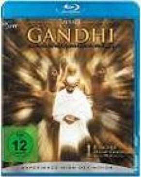 Gandhi - Blu-ray cover