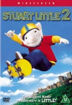 Stuart Little 2 - DVD cover